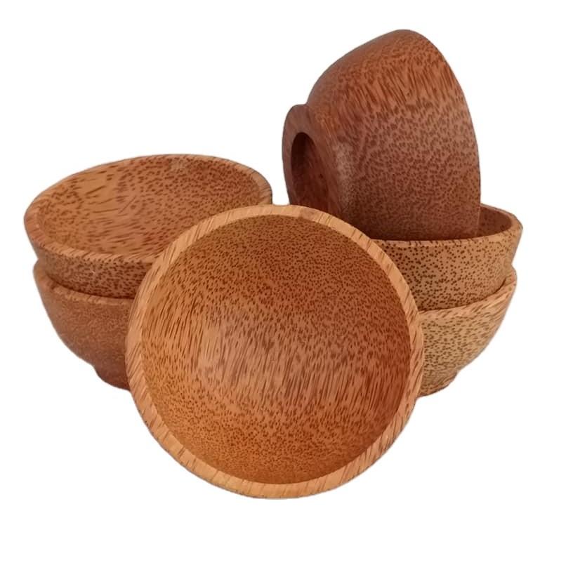 COCONUT WOOD BOWL