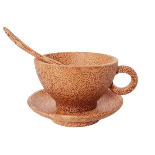 COCONUT COFFEE CUP