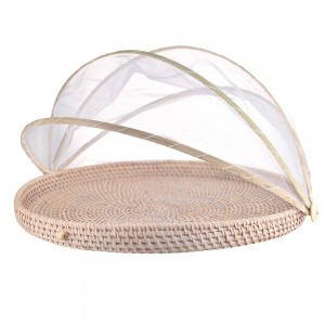 RATTAN FOOD COVER