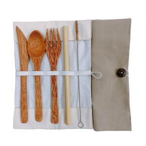 COCONUT TRAVEL SET